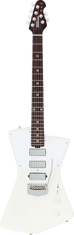 Musicman/ミュージックマン St. Vincent Polaris White☆エレクトリックギター ホワイト【P5】