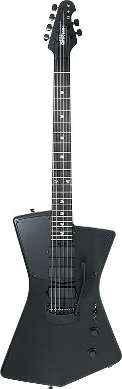 Musicman/ミュージックマン St. Vincent Stealth Black☆エレクトリックギター ブラック【P5】