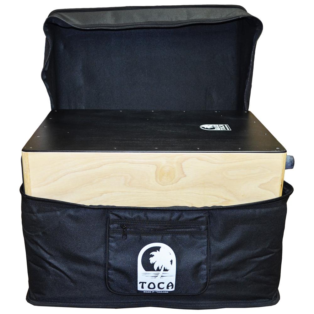 TOCA/トカ CAJON BAG T-CAJB☆カホンバッグ ブラック Percussion パーカッション TCAJB【P2】
