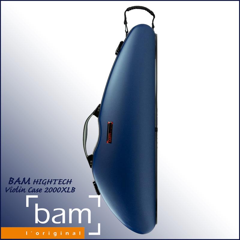 【送料激安!!!】BAM バム バイオリンケース bam 2000XL B【P2】