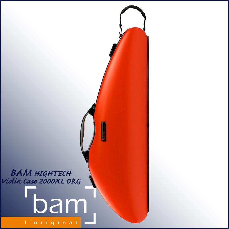 【送料激安!!!】BAM バム バイオリンケース bam 2000XL ORG【P2】