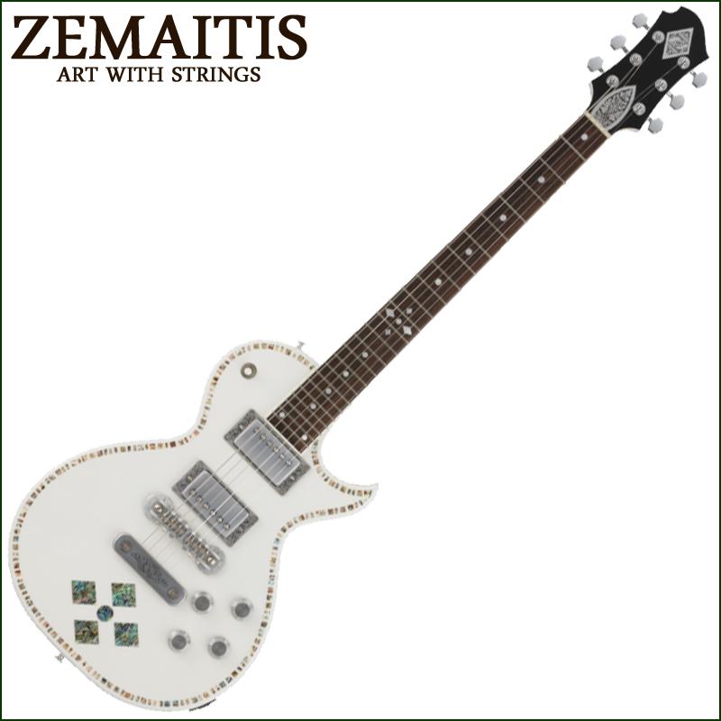 Zemaitis A24SU WHITE PEARL DIAMOND【P2】