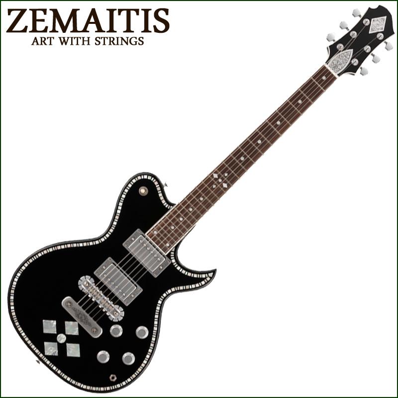 【正規品で安心♪♪】ZEMAITIS A24SU DC BP DIAMOND (エレキギター)【P5】