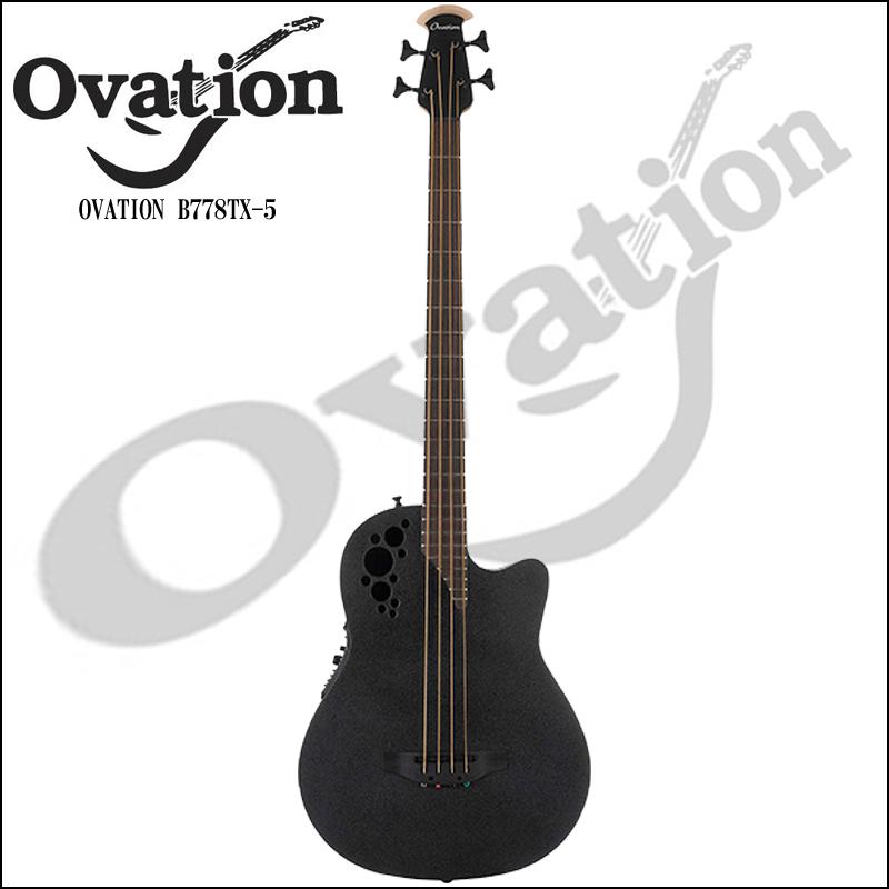 Ovation Elite B778TX-5 TX-4Strings Bass 【P5】