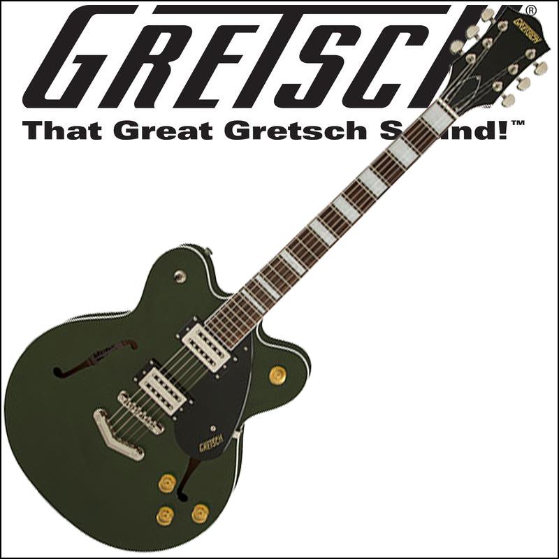 【正規品で安心♪♪】GRETSCH G2622T Streamliner Torino Green グレッチ(エレキギター)ストリームライナー・コレクション【P5】
