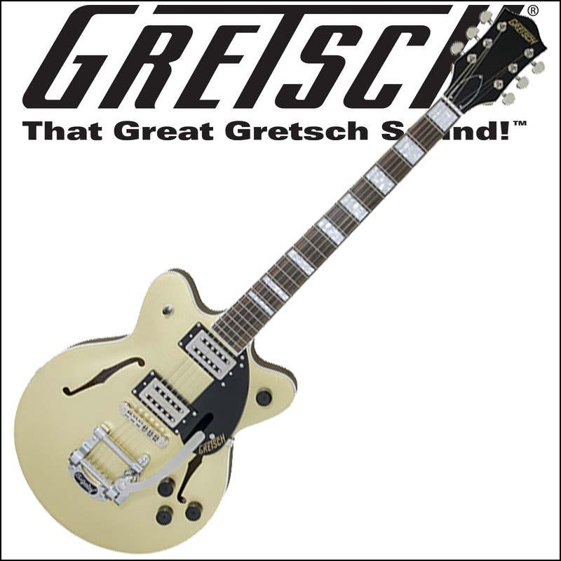 【正規品で安心♪♪】GRETSCH G2655T Streamliner Golddust グレッチ(エレキギター)ストリームライナー・コレクション【P5】
