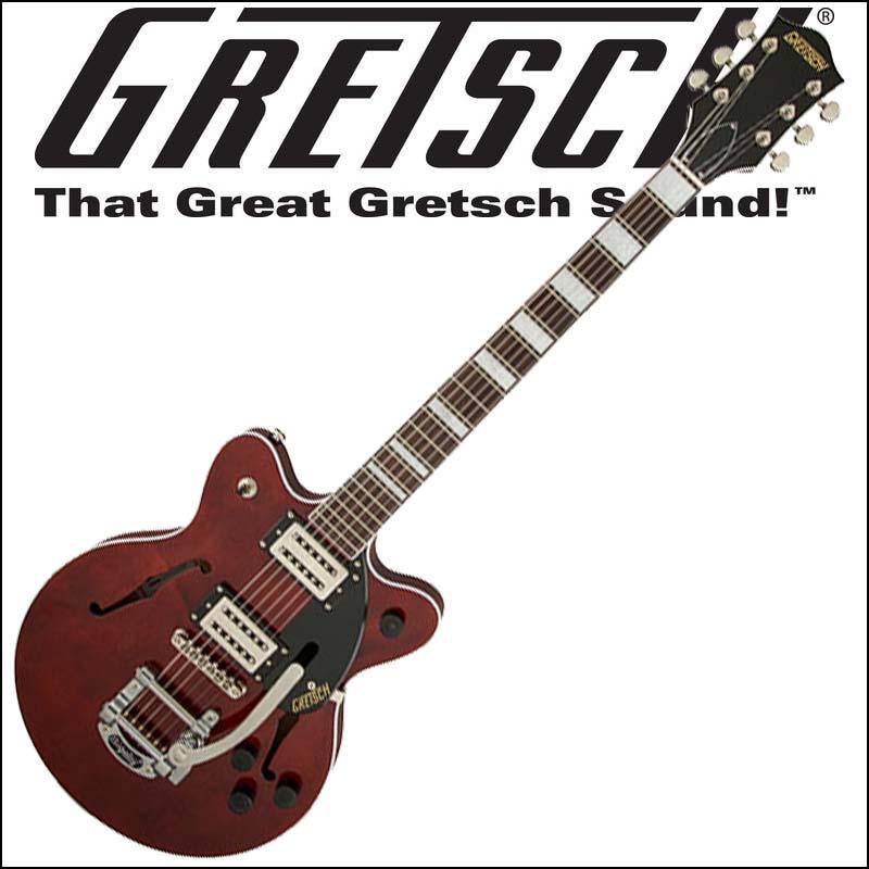 【正規品で安心♪♪】GRETSCH G2655T Streamliner Walnut Stain グレッチ(エレキギター)ストリームライナー・コレクション【P5】