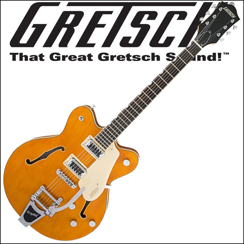 【正規品で安心♪♪】GRETSCH G5622T Electromatic Vintage Orange (エレキギター)【P5】