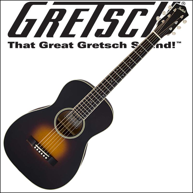 【正規品で安心♪♪】GRETSCH G9511 Style 1 Single-O Parlor Appalachia Cloudburst(アコースティックギター)【P2】