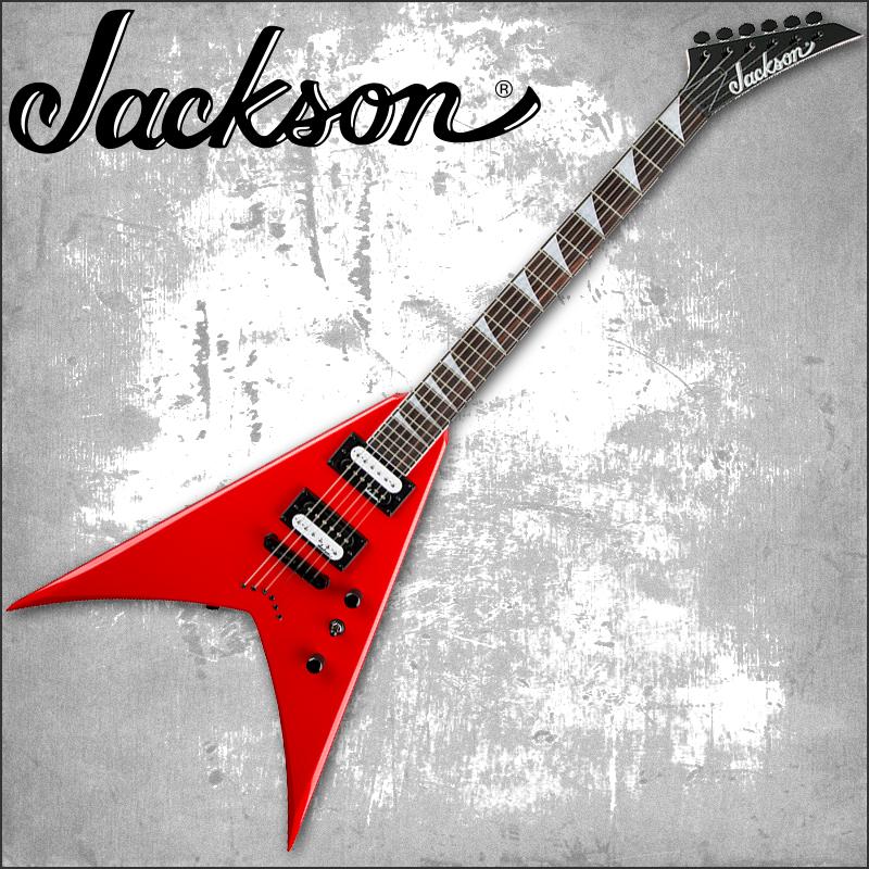 【正規品で安心♪♪】JACKSON JS32T KING V Ferrari Red (エレキギター)【P2】