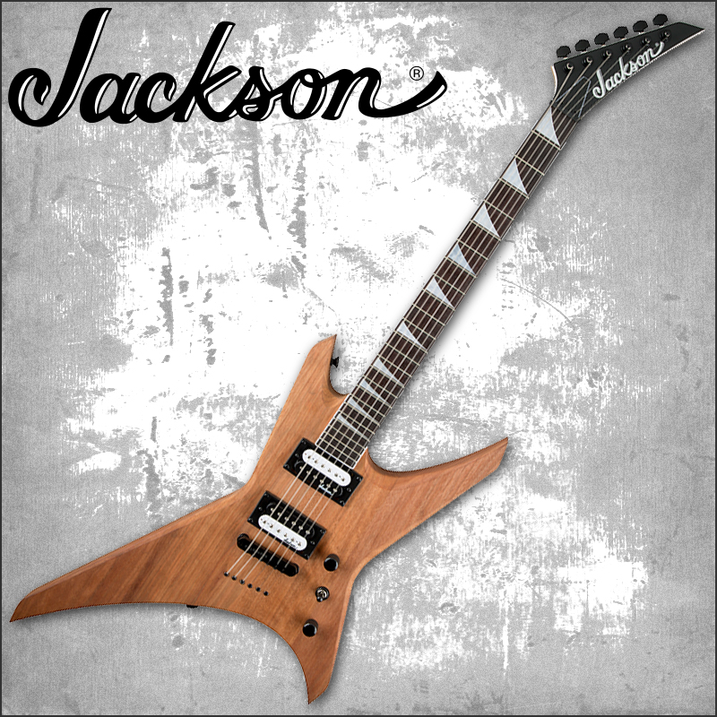 【正規品で安心♪♪】JACKSON JS32T WARRIOR Natural Oil (エレキギター)【P2】