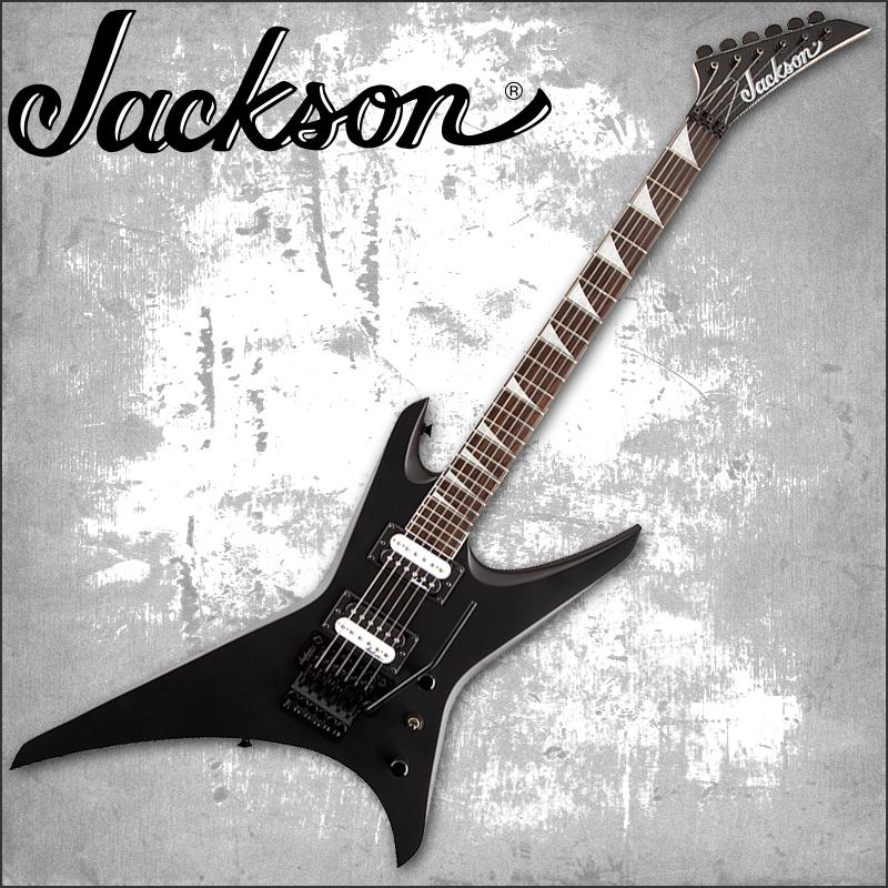 【正規品で安心♪♪】JACKSON JS32 WARRIOR Satin Black (エレキギター)【P5】