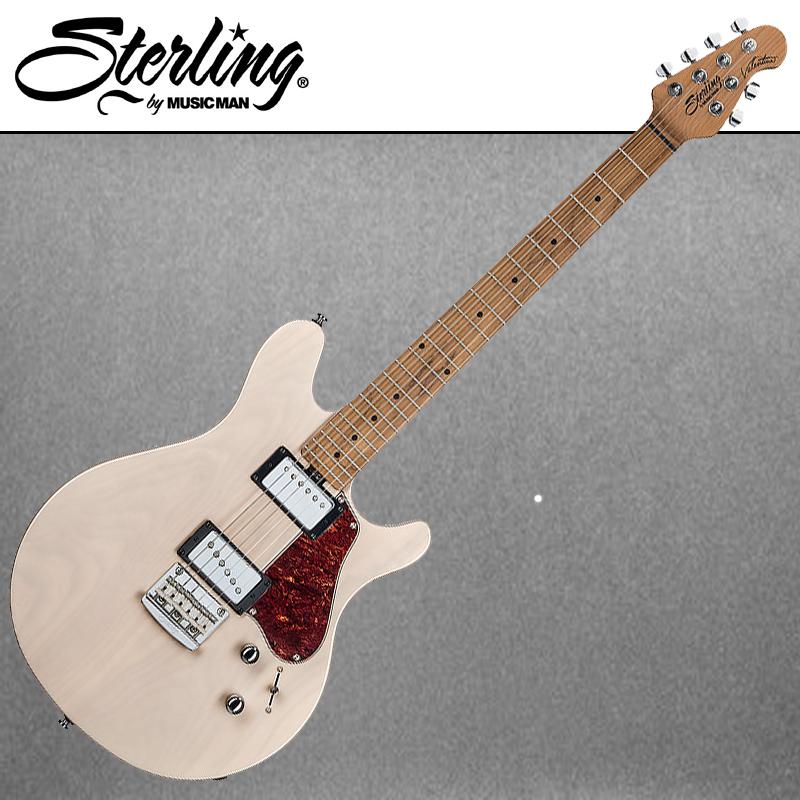 【安心の正規輸入品】Sterling by MUSICMAN JV60 (Transparent Buttermilk) [James Valentine Signature Model]エレキギター 【P5】