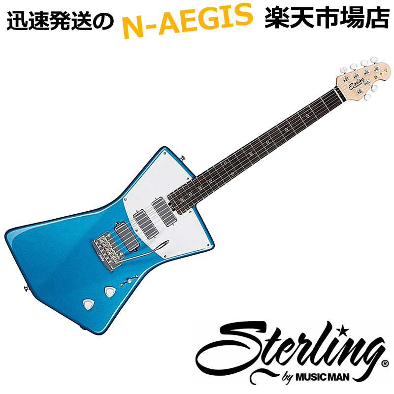 Sterling by MUSIC MAN/スターリン バイ ミュージックマン STV60 Vincent Blue St Vincent Signature Models ヴィンセントブルー STV-60 エレキギター【P5】