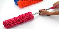 DCMR 爆売り ホコリ 掃除 マジック 吸収 タオル 全長:56cm 自由 棒 毛先 セール商品 クリーニング 隙間