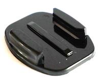 DCMR カメラ GoPro 用 三脚 ネジ マウント 変換 Gopro マウント ネジ 付き Hero 4 3 2 1 三脚 固定用