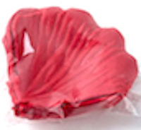 DCMR パーティー ロマンス 営業 花びら 飾り レッド 100枚入り デコレーション トレンド 結婚式 デザイン