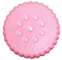 DCMR メガネコンタクト コンタクト レンズ オイル ケース ピンセット カラフル ビスケット ピンク