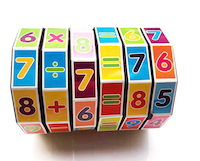 DCMR 学習 ルービック キューブ 幼児 教育 爆売りセール開催中 初めての 算数 知育 パズル メーカー在庫限り品