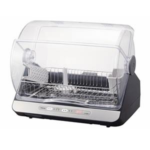 15:00迄の在庫商品のご注文分は最短で当日出荷 情熱セール 東芝 TOSHIBA VD-B10S-LK 食器乾燥器 至上 VD-B10S