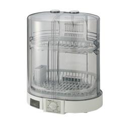 15:00迄の在庫商品のご注文分は最短で当日出荷 期間限定送料無料 トレンド 象印 ZOJIRUSHI 食器乾燥器 グレー 食器乾燥機 EY-KB50-HA