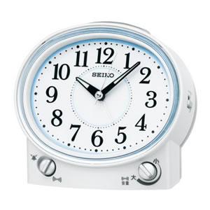 送料無料カード決済可能 入荷予定 15:00迄の在庫商品のご注文分は最短で当日出荷 セイコー SEIKO 目覚まし時計 KR892W