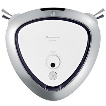 一流の品質 パナソニック【Panasonic】ロボット掃除機 ルーロ MC-RS800-W(クリアホワイト)★ ルーロ【MCRS800W】, パソコンパオーンズ:6206b4bd --- grupohafil.com.br