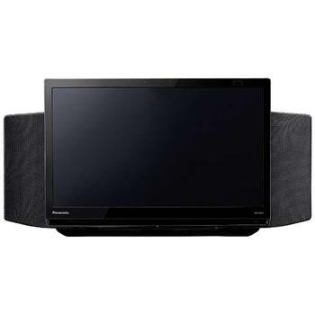 パナソニック【Panasonic】19V型 ポータブルテレビ プライベートビエラ UN-19Z1-K★【HDDレコーダー付き】