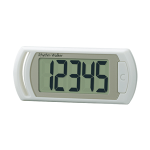15:00迄の在庫商品のご注文分は最短で当日出荷 リズム時計工業 RHYTHM 歩数計 国内在庫 リズムウォーカーラクティス 送料0円 9ZYA07RH03