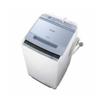 日立【HITACHI】洗濯7.0kg 全自動洗濯機 ビートウォッシュ BW-V70C-A(ブルー)★【BWV70CA】