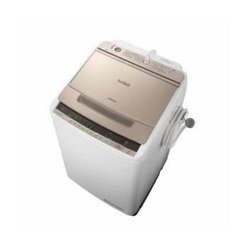 日立【HITACHI】洗濯9.0kg 全自動洗濯機 ビートウォッシュ BW-V90C-N(シャンパン)★【BWV90CN】