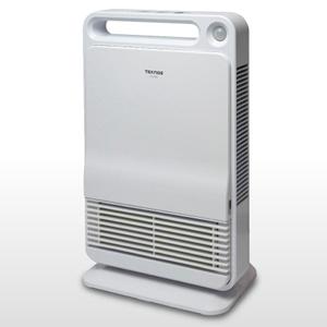 テクノス【TEKNOS】人感センサー付き消臭セラミックファンヒーター 800W TS-800★【TS800】