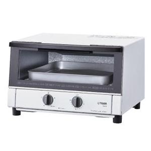 タイガー【やきたて】オーブントースター マットホワイト KAM-R130-WM★【KAMR130WM】