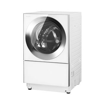 パナソニック【代引・日時指定不可】左開き 洗濯10kg ななめドラム洗濯乾燥機 NA-VG1400L-S★【Cuble】