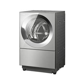パナソニック【代引・日時指定不可】右開き 洗濯10kg ななめドラム洗濯乾燥機 NA-VG2400R-X★【Cuble】