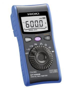 日置電機 デジタルマルチメータ DT4222