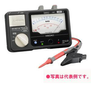 日置電機 アナログメグオームハイテスタ (スイッチ付きリード付属) IR4014-11