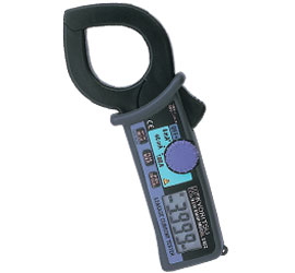 共立電気 漏れ電流・負荷電流測定用クランプメータ キュースナップ (携帯用ケース付) 2432