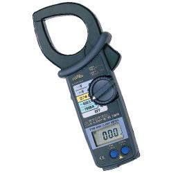 共立電気 交流電流測定用クランプメータ キュースナップ (携帯用ケース付) 2002R