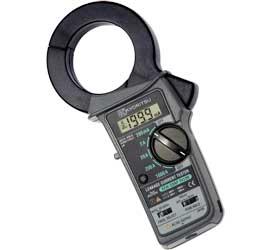共立電気 漏れ電流・負荷電流測定用クランプメータキュースナップ (携帯用ケース付) 2413R