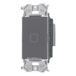 パナソニック WTY521730HK アドバンスシリーズ [タッチ] LED調光スイッチ(2線式・親器・3路配線対応形)(適合LED専用3.2A)(逆位相タイプ)(マットグレー)