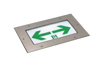 パナソニック 床埋込型 LED 誘導灯 片面型 リモコン自己点検機能付・長時間定格型/C級(10形) FA10376LE1