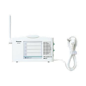 パナソニック ECE1601P 小電力型ワイヤレスコール卓上受信器(受信4表示付)