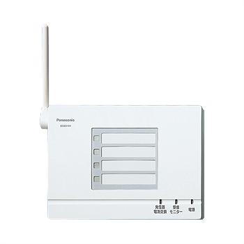パナソニック ECE5104 小電力型ワイヤレス接点出力受信器(4出力用)