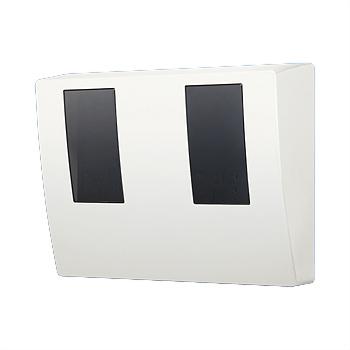パナソニック スマートデザインシリーズWHMボックス2コ用・30A - 120A用 ホワイト (東京電力管内向け) BQKN8325WK
