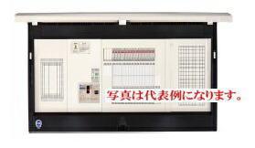 河村電器 enステーション 機器スペース付 ELF 4142