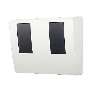 パナソニック スマートデザインシリーズ東京電力管内を除く全電力管内用 WHMボックス2コ用・30A - 120A用 ホワイト BQKN8325W