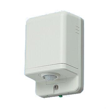 パナソニック 施設向[屋側壁取付]熱線センサ付自動スイッチ (親器・8Aタイプ)(防雨形) WTK3481