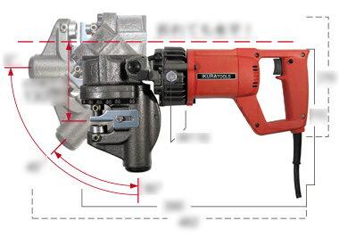 育良精機 バリアフリーパンチャー IS-BP18S