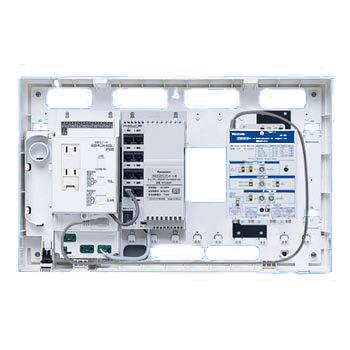 パナソニック WTJ5766 MMポートSギガ双方向CATV/UHF